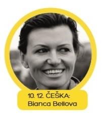 Razgovor s autorom: Bianca Bellová