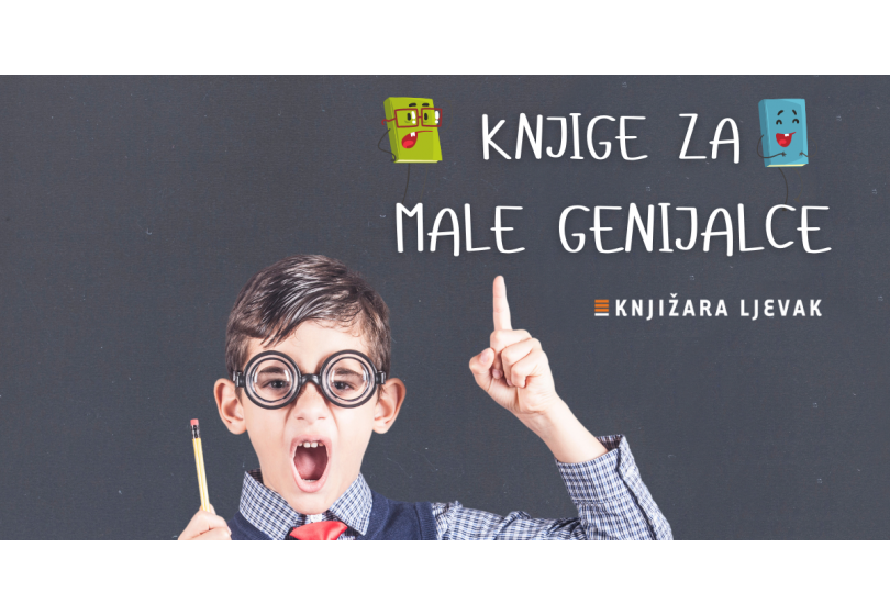 Knjige za male genijalce