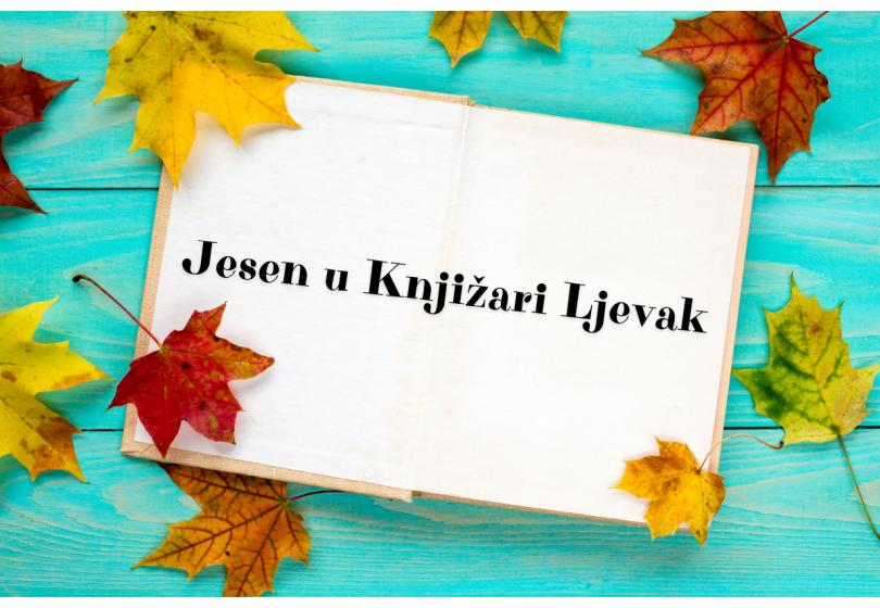 Rujan u Knjižari Ljevak